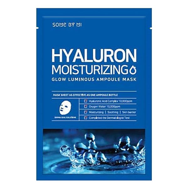 Mặt Nạ Cấp Nước Some By Mi Hyaluron Moisturizing Mask Sheet 25ml