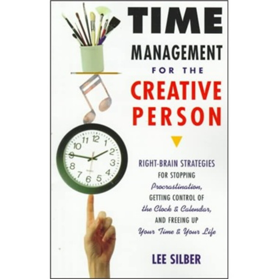 Time Management for the Creative Person - 1240476 , 2090050090920 , 62_5279115 , 1526000 , Time-Management-for-the-Creative-Person-62_5279115 , tiki.vn , Time Management for the Creative Person