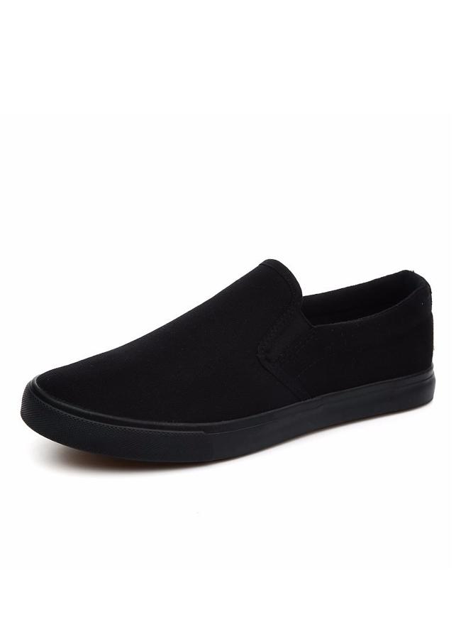 Giày Slip-On Nữ Vải Cotton Mềm Mịn 3Fashion - MSP 2737W