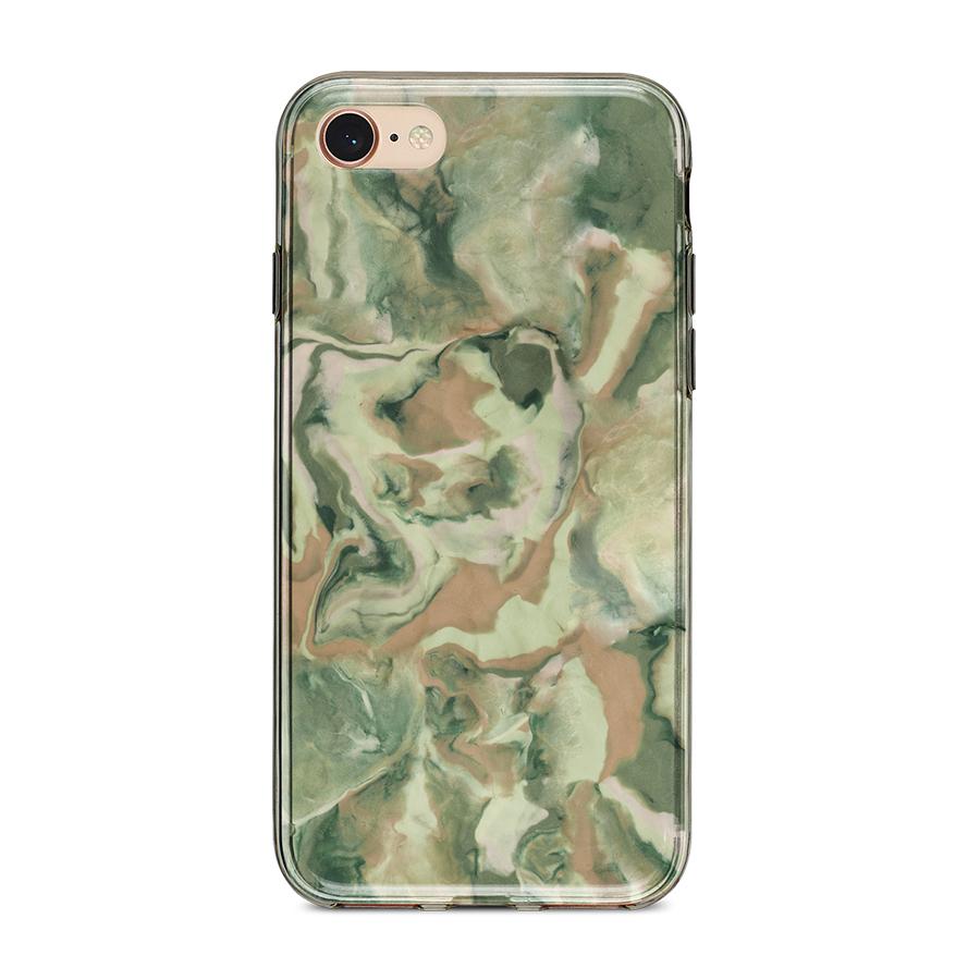 Ốp Lưng Điện Thoại Vân Đá Mika Cho iPhone 7 / 8 A-001-017-C-IP7