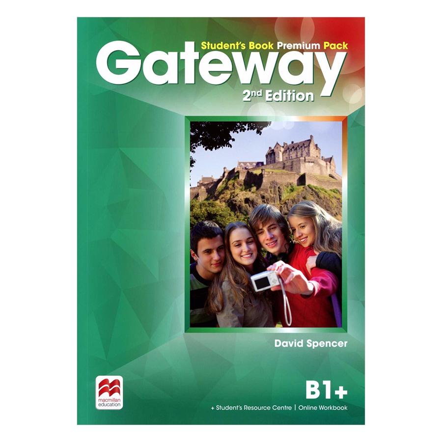 Gateway 2nd Ed B1+ Student Pack