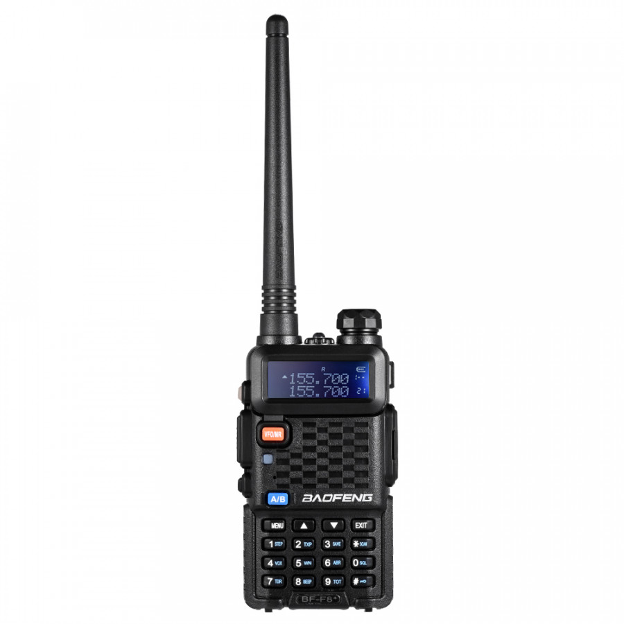 Baofeng F8+ Vhf/Uhf Dual Band Handheld Transceiver Interphone With Lcd Fm Radio Receiver 5W 128 Memory Channels Launch - 2372077 , 1307059377435 , 62_15534598 , 835000 , Baofeng-F8-Vhf-Uhf-Dual-Band-Handheld-Transceiver-Interphone-With-Lcd-Fm-Radio-Receiver-5W-128-Memory-Channels-Launch-62_15534598 , tiki.vn , Baofeng F8+ Vhf/Uhf Dual Band Handheld Transceiver Interpho