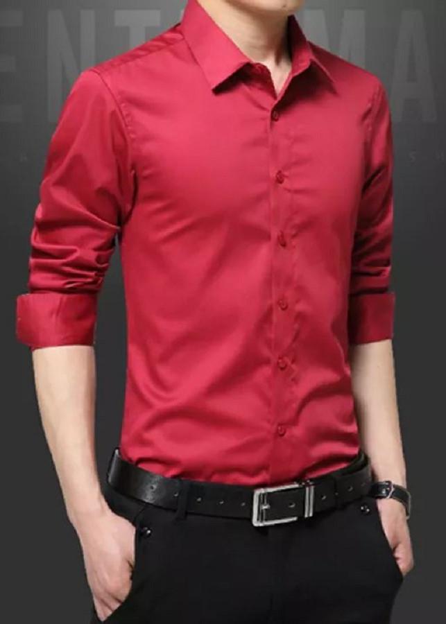 Áo sơ mi nam dài tay thời trang cao cấp, áo sơ mi trơn dài tay công sở - 2127473 , 6342264416918 , 62_13554338 , 499000 , Ao-so-mi-nam-dai-tay-thoi-trang-cao-cap-ao-so-mi-tron-dai-tay-cong-so-62_13554338 , tiki.vn , Áo sơ mi nam dài tay thời trang cao cấp, áo sơ mi trơn dài tay công sở