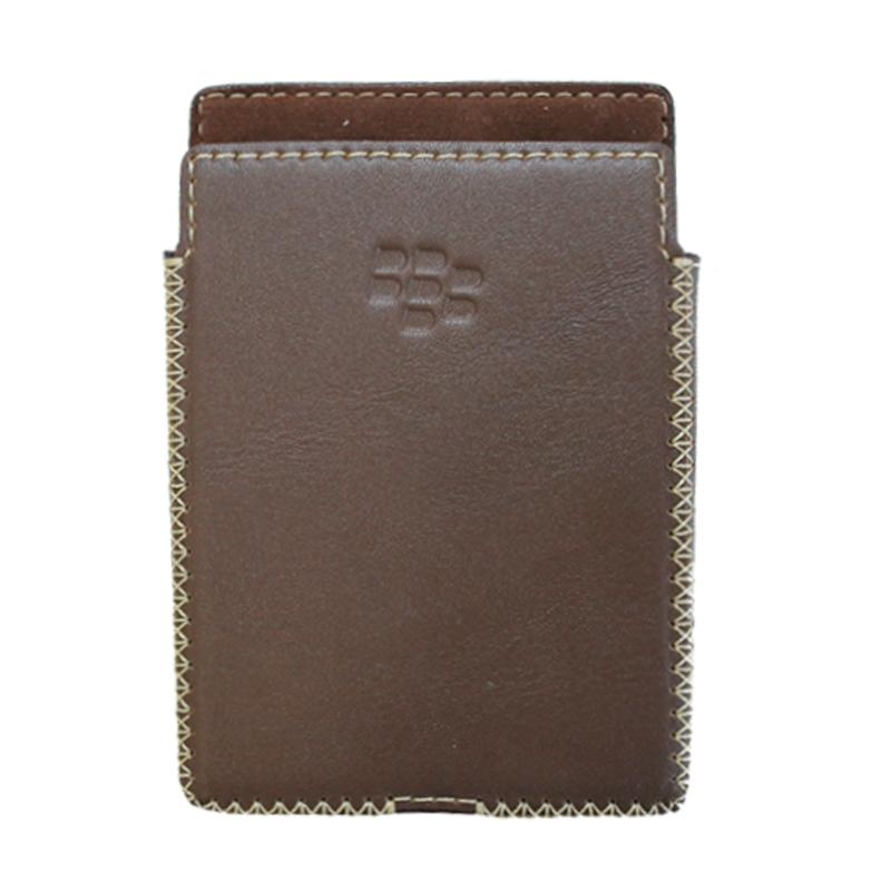 Bao Da Rút Dành Cho Blackberry Passport màu nâu