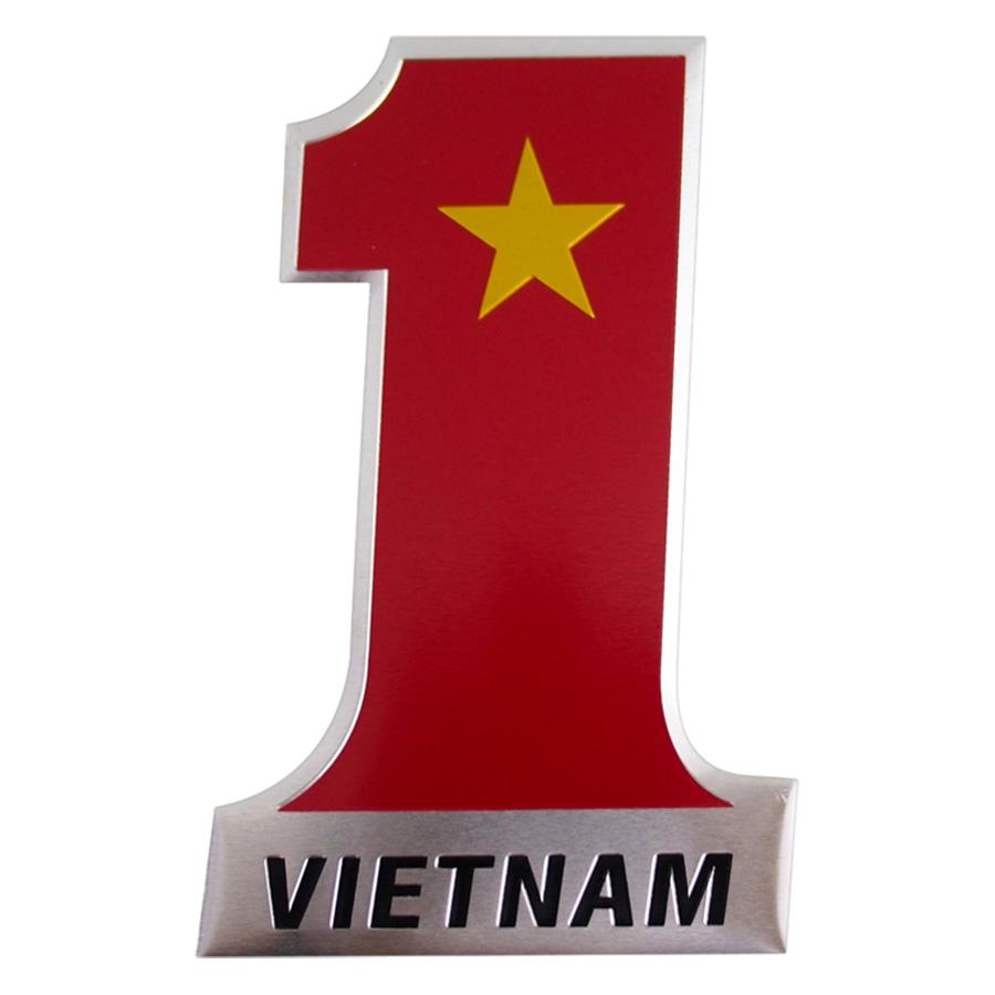 Sticker Hình Dán Metal Số 1 Cờ Việt Nam - 1416586 , 7845841454345 , 62_7260551 , 200000 , Sticker-Hinh-Dan-Metal-So-1-Co-Viet-Nam-62_7260551 , tiki.vn , Sticker Hình Dán Metal Số 1 Cờ Việt Nam