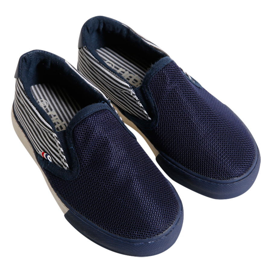 Giày Slip On Bé Trai Urban UB1608 - Xanh Chàm