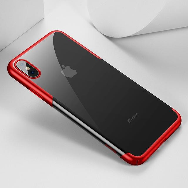 Ốp lưng viền màu mạ crom dành cho iPhone XS MAX Hiệu Baseus Glillter (mỏng 0.6mm, chống va đập, gờ bảo vệ Camera, Mạ... - 1111232 , 5143011050864 , 62_6998691 , 259000 , Op-lung-vien-mau-ma-crom-danh-cho-iPhone-XS-MAX-Hieu-Baseus-Glillter-mong-0.6mm-chong-va-dap-go-bao-ve-Camera-Ma...-62_6998691 , tiki.vn , Ốp lưng viền màu mạ crom dành cho iPhone XS MAX Hiệu Baseus Gli