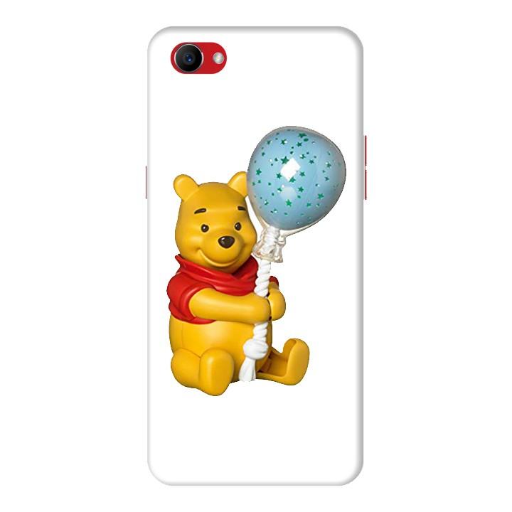 Ốp Lưng Dành Cho Điện Thoại Oppo F7 Youth Gấu Pooh - Mẫu 5