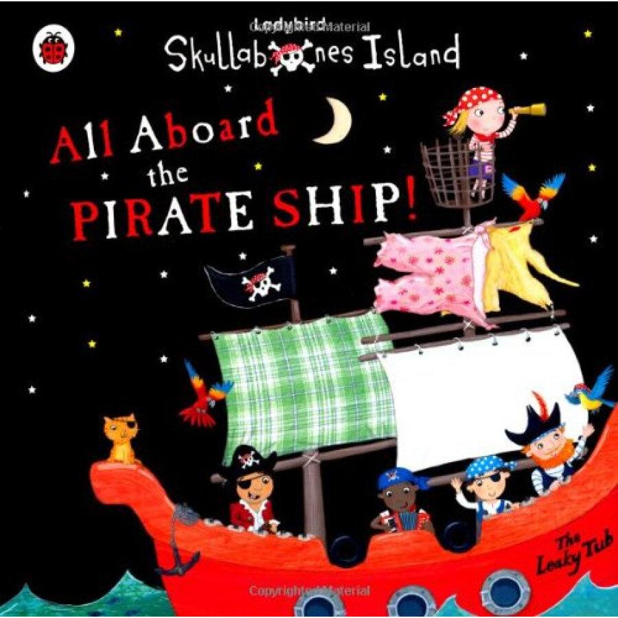 All Aboard the Pirate Ship! (Skullabones Island) - 1235558 , 1540553821053 , 62_5266407 , 164000 , All-Aboard-the-Pirate-Ship-Skullabones-Island-62_5266407 , tiki.vn , All Aboard the Pirate Ship! (Skullabones Island)