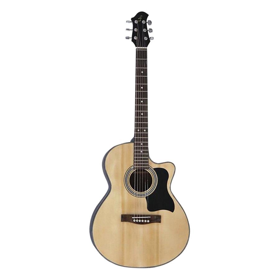 Đàn Guitar Acoustic Natural DJ120 NAT - 887072 , 4506016867669 , 62_1514655 , 1790000 , Dan-Guitar-Acoustic-Natural-DJ120-NAT-62_1514655 , tiki.vn , Đàn Guitar Acoustic Natural DJ120 NAT