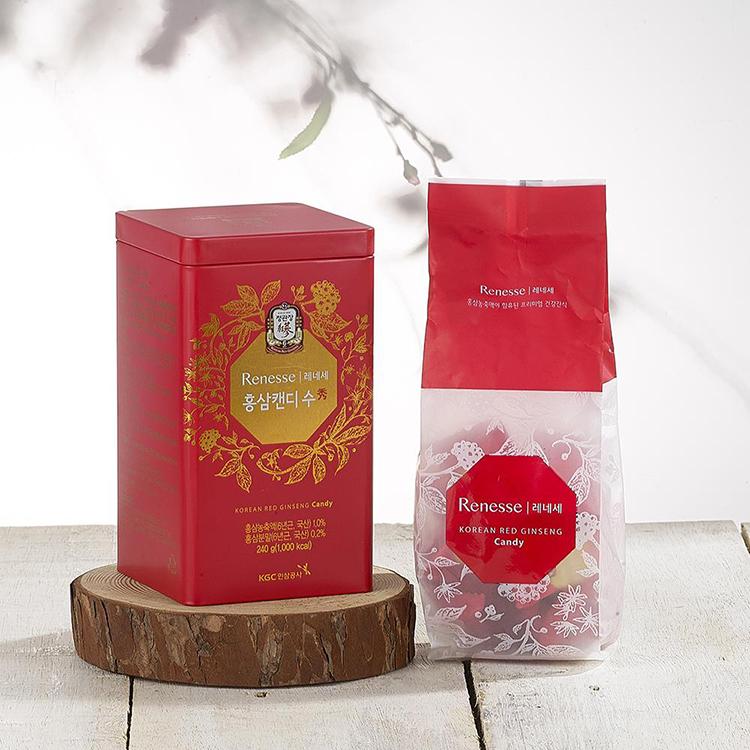 Kẹo Hồng Sâm KGC Cheong Kwan Jang KRG Candy (240g) - 1035164 , 9990686846461 , 62_11079755 , 242000 , Keo-Hong-Sam-KGC-Cheong-Kwan-Jang-KRG-Candy-240g-62_11079755 , tiki.vn , Kẹo Hồng Sâm KGC Cheong Kwan Jang KRG Candy (240g)