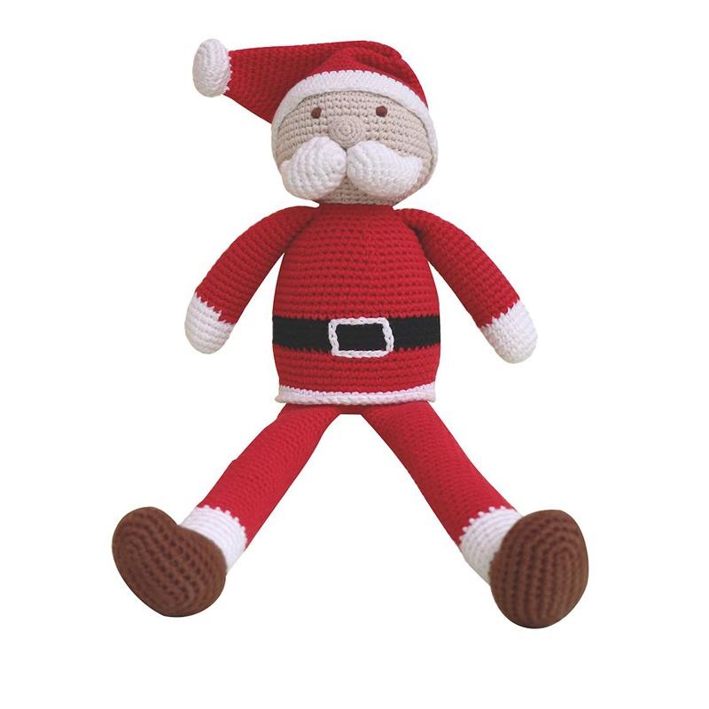 Thú Bông Wowlen Santa Claus