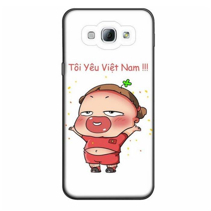 Ốp Lưng Dành Cho Samsung Galaxy A8 Quynh Aka 1