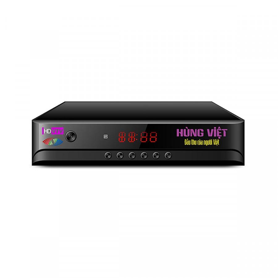 Đầu Thu Kỹ Thuật Số DVB-T2 Hùng Việt HD-789s Xem được Youtube - Xem truyền hình HD miễn phí