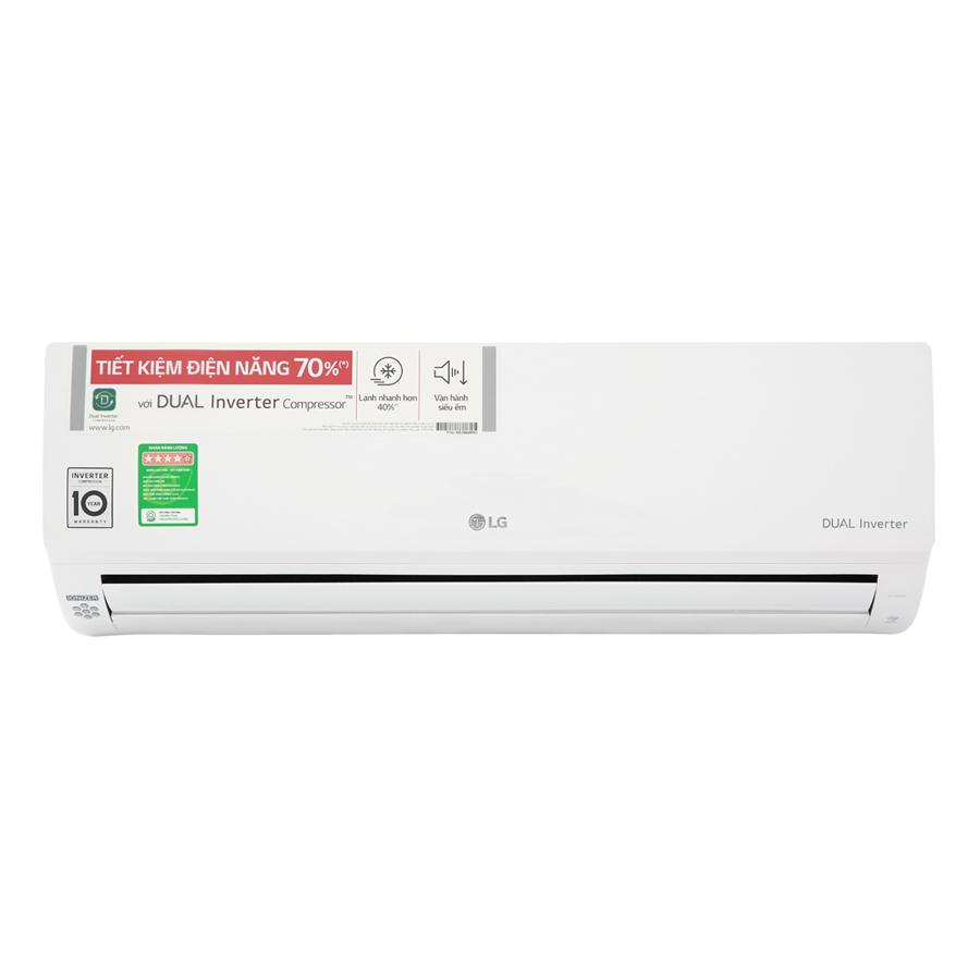 Máy Lạnh Inverter LG V10APH (1.0HP) - 807386 , 2371871618006 , 62_14645650 , 11090000 , May-Lanh-Inverter-LG-V10APH-1.0HP-62_14645650 , tiki.vn , Máy Lạnh Inverter LG V10APH (1.0HP)