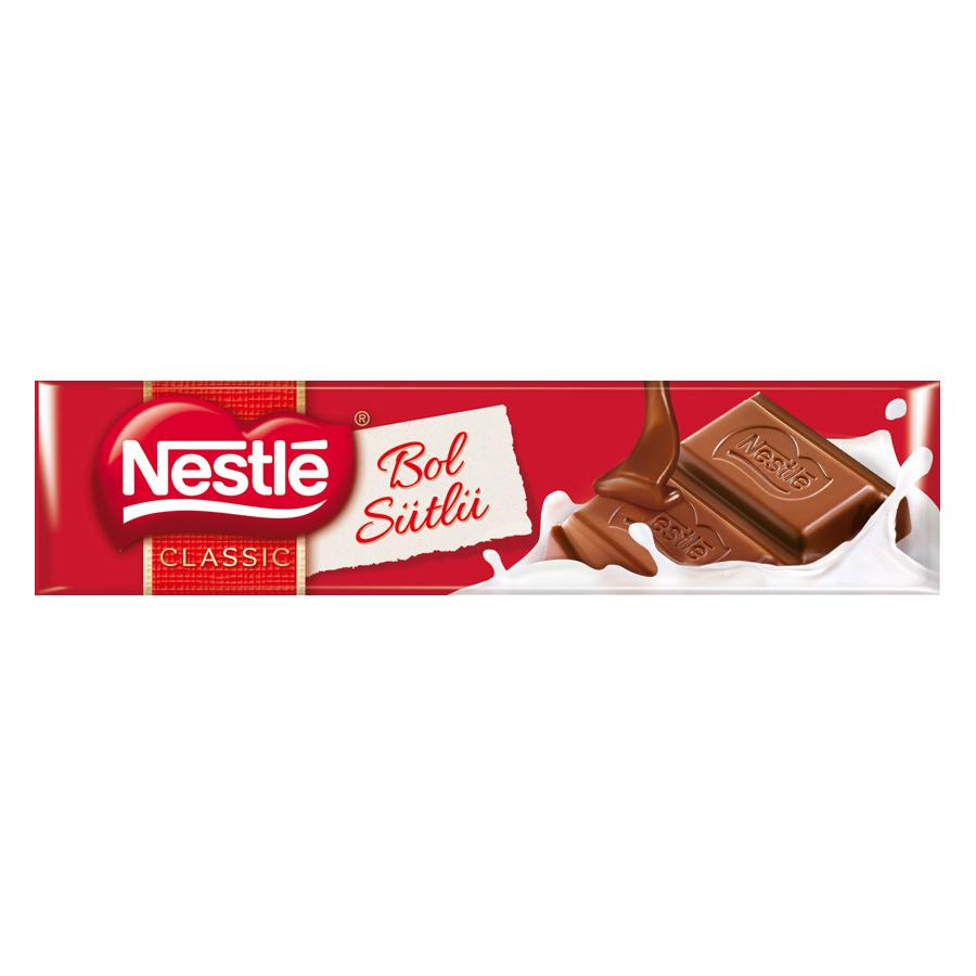 Kẹo Socola Sữa Nestle Classic (35g) - 953060 , 8690632706290 , 62_2151953 , 16000 , Keo-Socola-Sua-Nestle-Classic-35g-62_2151953 , tiki.vn , Kẹo Socola Sữa Nestle Classic (35g)