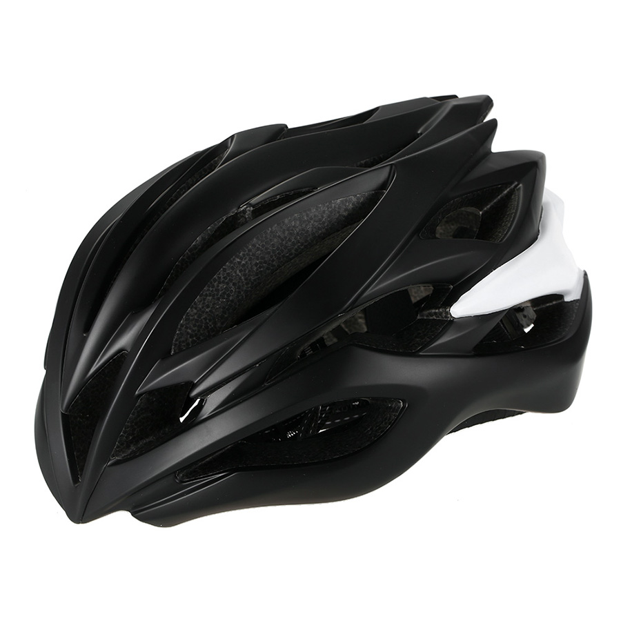 USB Rechargeable Smart Cycling Bike Bicycle Helmet with LED Signal Light Outdoor Sport Head Safety Protective Guard