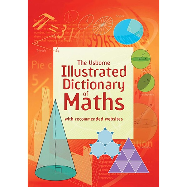 Usborne Illustrated Dictionary of Maths