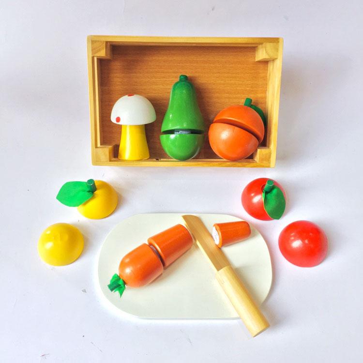 Bộ đồ chơi gỗ tập cắt rau củ quả chính hãng Minh Thành - 779077 , 6910318096029 , 62_11447291 , 330000 , Bo-do-choi-go-tap-cat-rau-cu-qua-chinh-hang-Minh-Thanh-62_11447291 , tiki.vn , Bộ đồ chơi gỗ tập cắt rau củ quả chính hãng Minh Thành