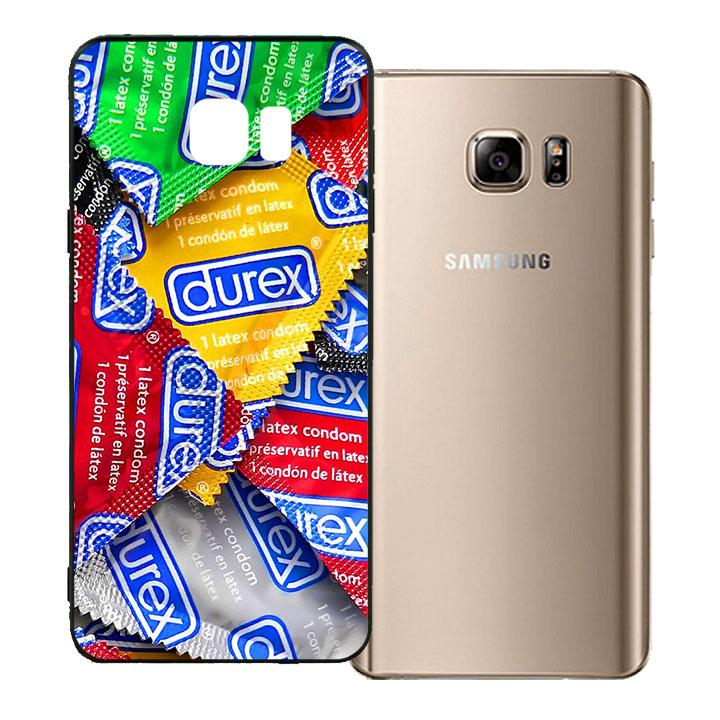 Ốp lưng viền TPU cho Samsung Galaxy Note 5 - Durex
