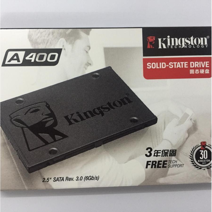 Ổ Cứng SSD Kingston SA400-240G - 1031180 , 7524190760023 , 62_11025116 , 1209000 , O-Cung-SSD-Kingston-SA400-240G-62_11025116 , tiki.vn , Ổ Cứng SSD Kingston SA400-240G