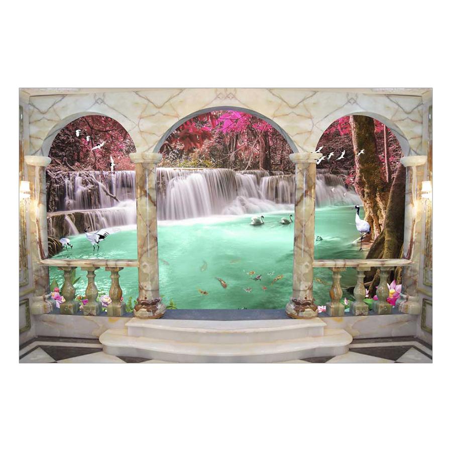 Tranh Dán Tường Phong Cảnh 3D TV0187