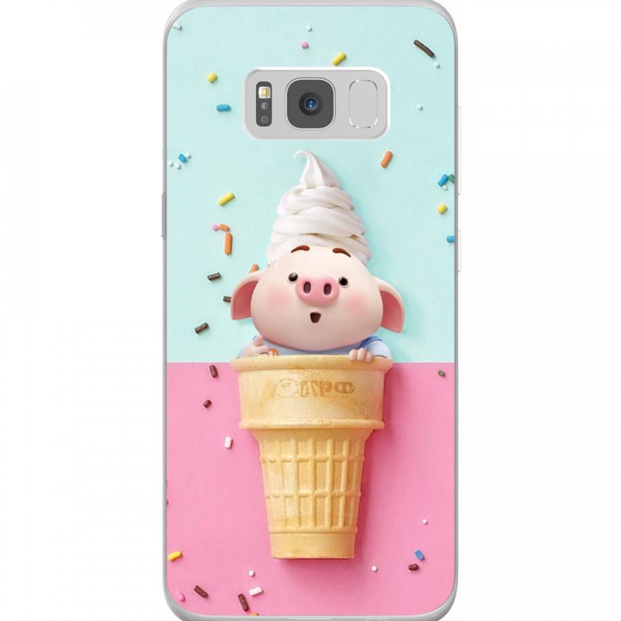 Ốp Lưng Cho Điện Thoại Samsung Galaxy S8 Plus - Mẫu aheocon 112