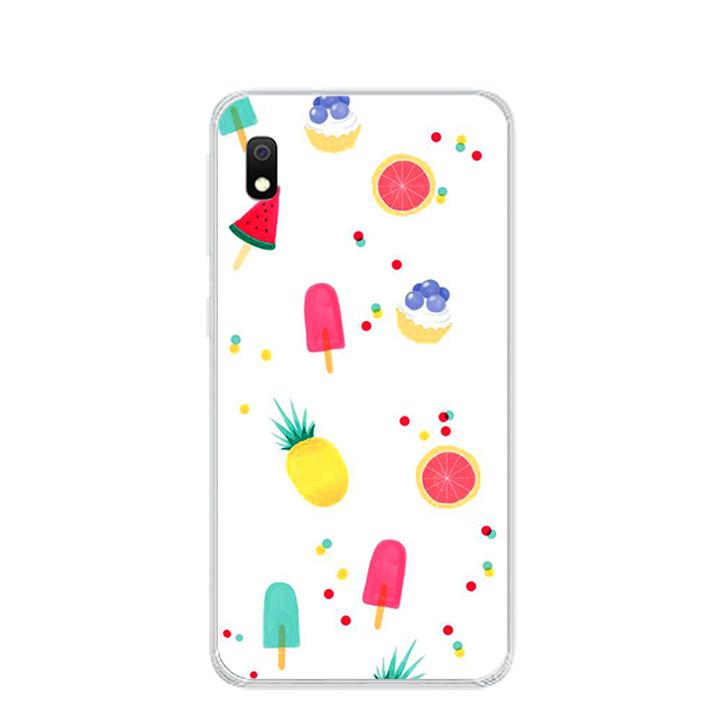 Ốp lưng dẻo cho điện thoại Samsung Galaxy A10 - 0161 SUMMER - Hàng Chính Hãng