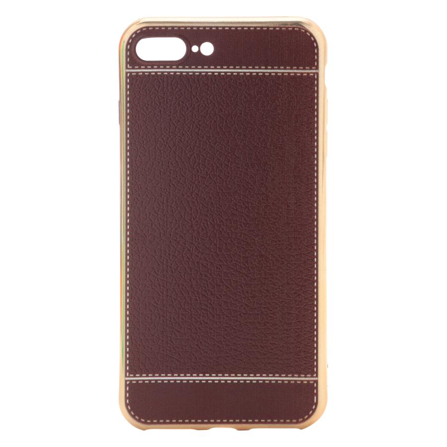 Ốp Lưng Da Dành Cho iPhone 7 Plus/ 8 Plus Cao Cấp Thời Trang - 901777 , 4965521566120 , 62_4528879 , 150000 , Op-Lung-Da-Danh-Cho-iPhone-7-Plus-8-Plus-Cao-Cap-Thoi-Trang-62_4528879 , tiki.vn , Ốp Lưng Da Dành Cho iPhone 7 Plus/ 8 Plus Cao Cấp Thời Trang