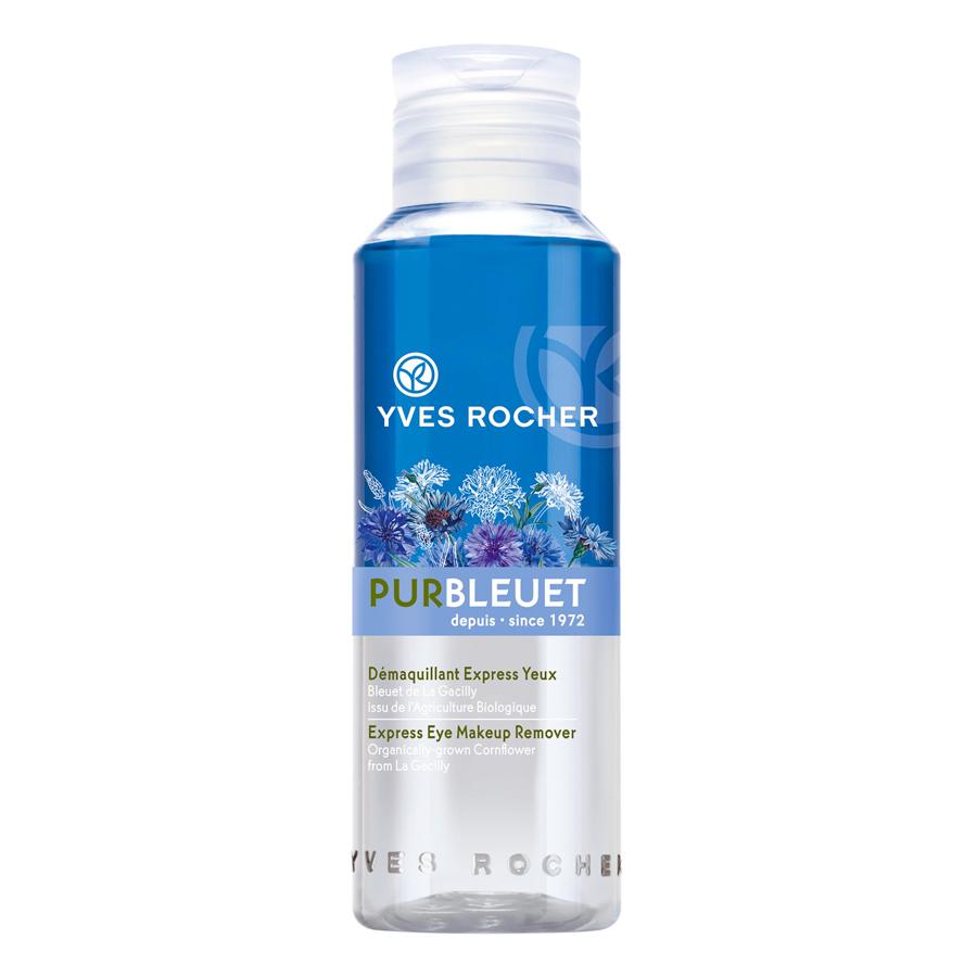 Tẩy Trang Mắt Yves Rocher Pur Bleuet Express Eye Makeup Remover 100ml