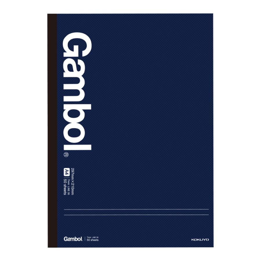Vở A5 Gambol KOKUYO WCN-GNB3554 (50 Trang x 5 Quyển)