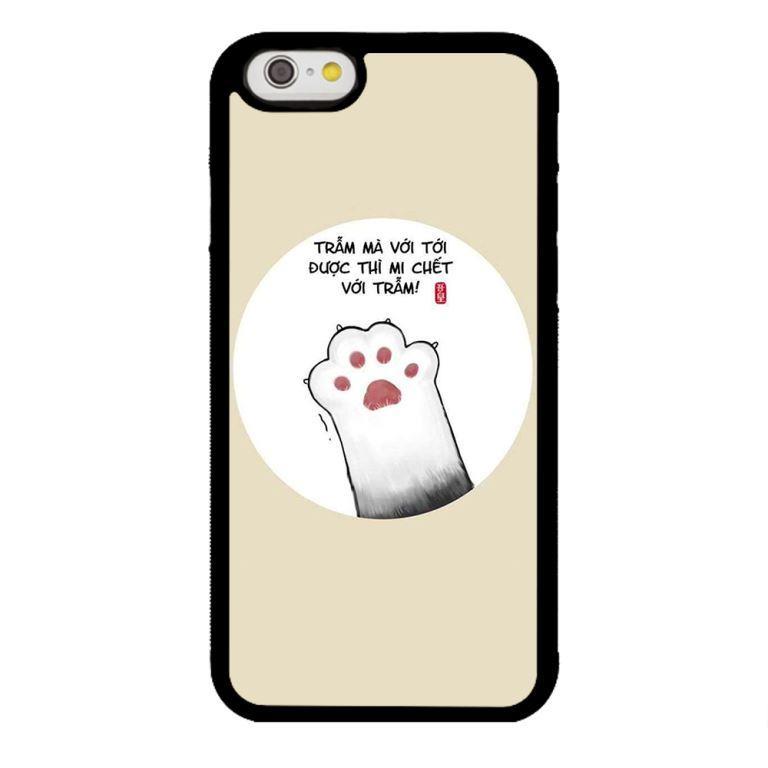 Ốp lưng dành cho điện thoại Iphone 6s Chết Với Trẫm