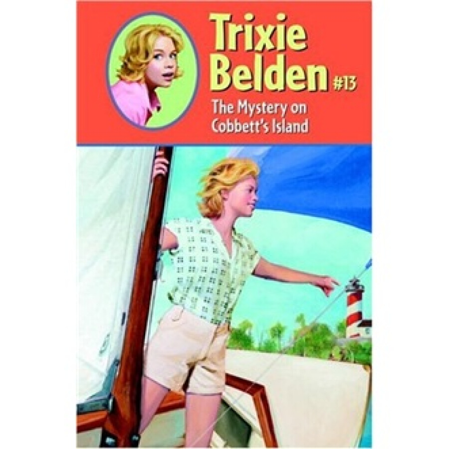 The Mystery on Cobbetts Island (Trixie Belden)