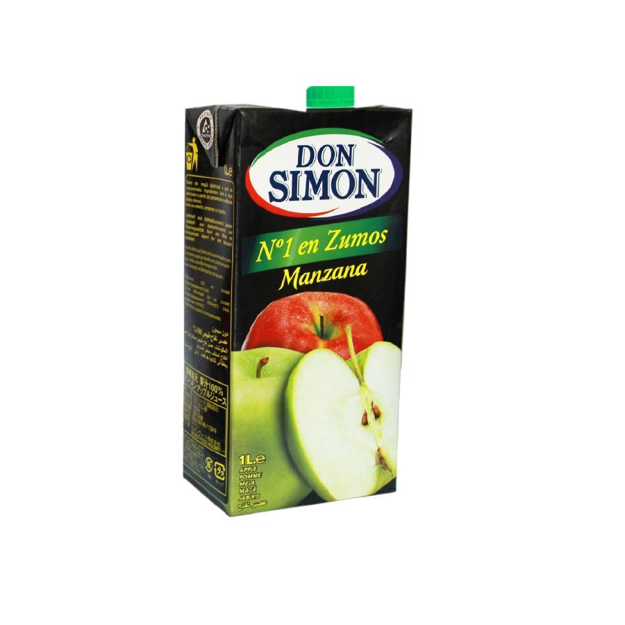 Nước táo ép Donsimon 1L - 1882556 , 7443750521181 , 62_14377381 , 43000 , Nuoc-tao-ep-Donsimon-1L-62_14377381 , tiki.vn , Nước táo ép Donsimon 1L