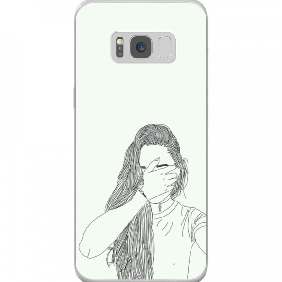 Ốp Lưng Cho Điện Thoại Samsung Galaxy S8 - Mẫu 401