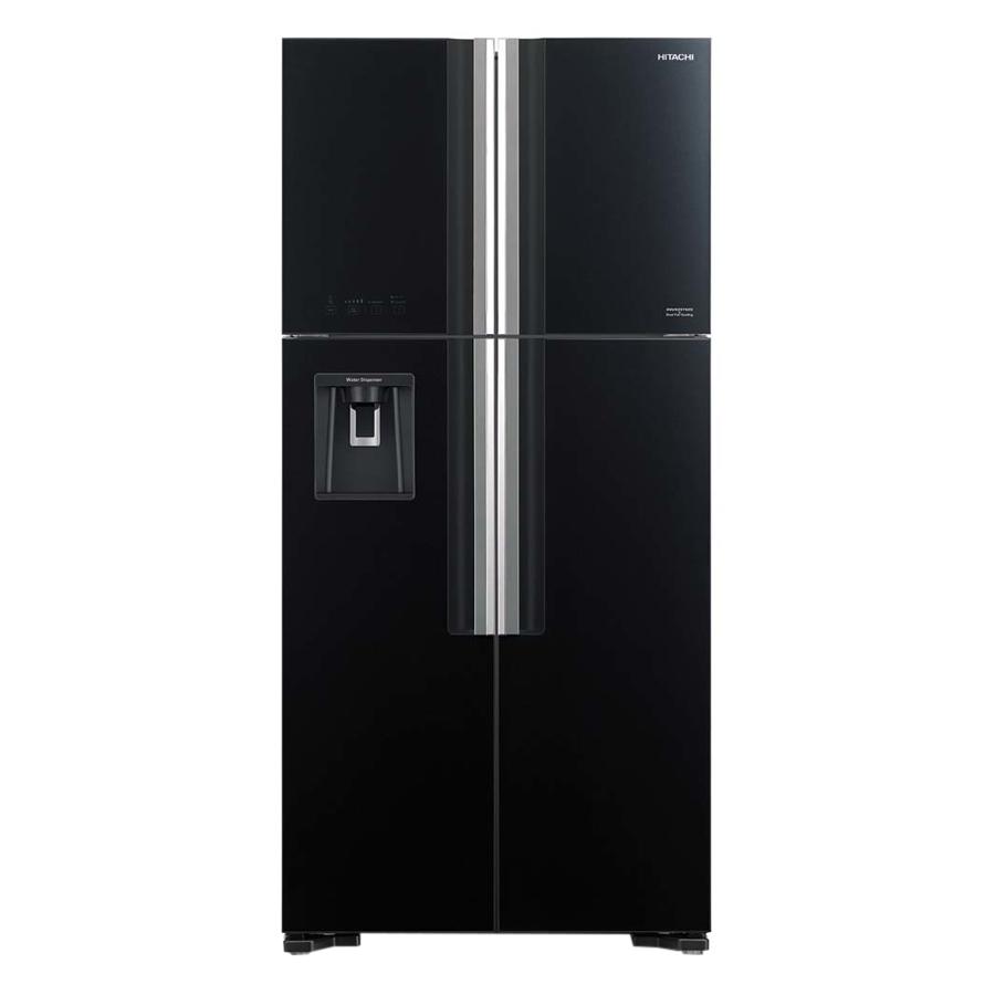 Tủ Lạnh Inverter Hitachi R-FW690PGV7-GBK (540L) - Hàng chính hãng - 23084784 , 6377641209869 , 62_4165025 , 29900000 , Tu-Lanh-Inverter-Hitachi-R-FW690PGV7-GBK-540L-Hang-chinh-hang-62_4165025 , tiki.vn , Tủ Lạnh Inverter Hitachi R-FW690PGV7-GBK (540L) - Hàng chính hãng