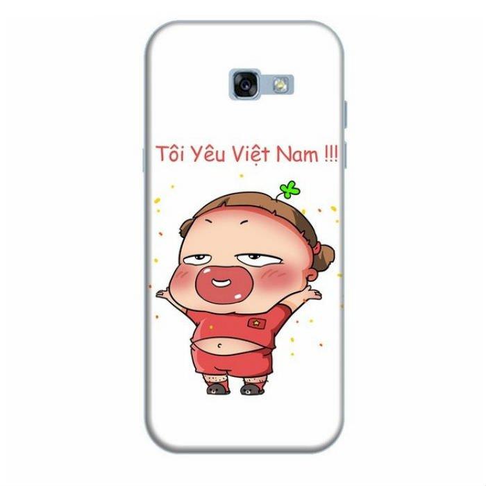 Ốp Lưng Dành Cho Samsung Galaxy A7 2017 Quynh Aka 1