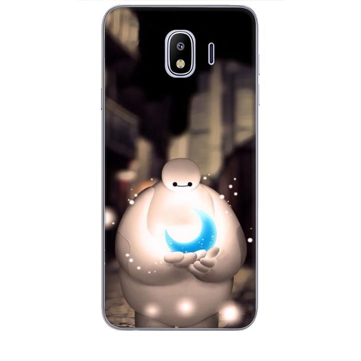 Ốp lưng dành cho điện thoại  SAMSUNG GALAXY J4 2018 hình Big Hero Mẫu 05