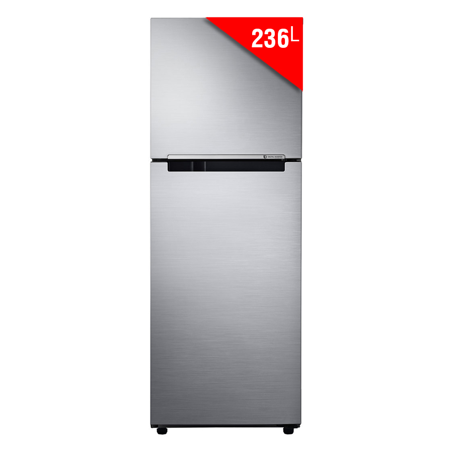 Tủ Lạnh Inverter Samsung RT22M4033S8/SV (236L) - 5259988 , 1034363052184 , 62_851236 , 8090000 , Tu-Lanh-Inverter-Samsung-RT22M4033S8-SV-236L-62_851236 , tiki.vn , Tủ Lạnh Inverter Samsung RT22M4033S8/SV (236L)
