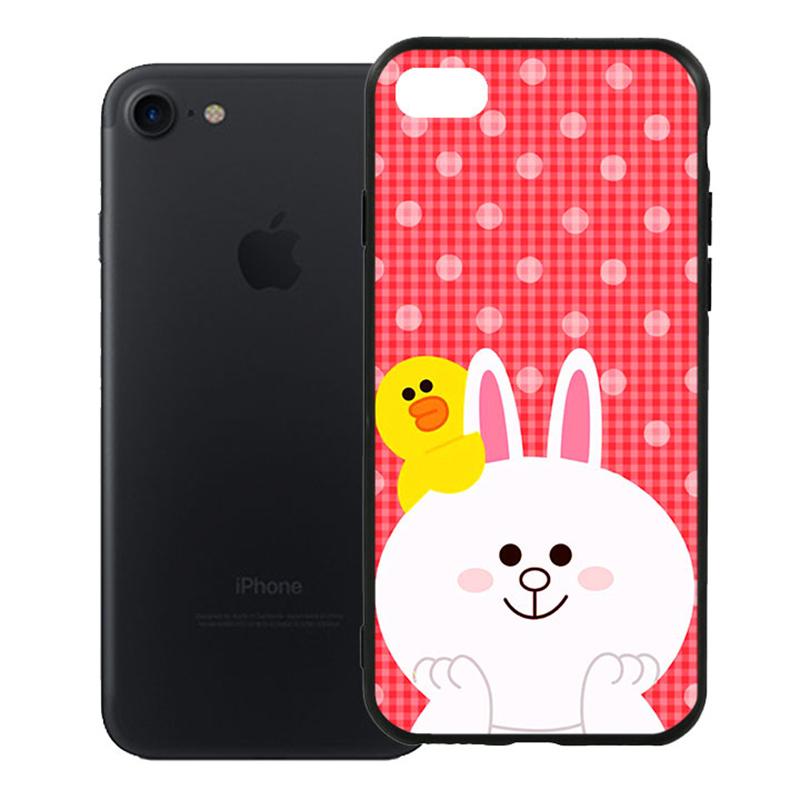 Ốp Lưng Viền TPU Cao Cấp Dành Cho iPhone 7 - Cony 01 - 1084549 , 5135612964923 , 62_14793761 , 200000 , Op-Lung-Vien-TPU-Cao-Cap-Danh-Cho-iPhone-7-Cony-01-62_14793761 , tiki.vn , Ốp Lưng Viền TPU Cao Cấp Dành Cho iPhone 7 - Cony 01