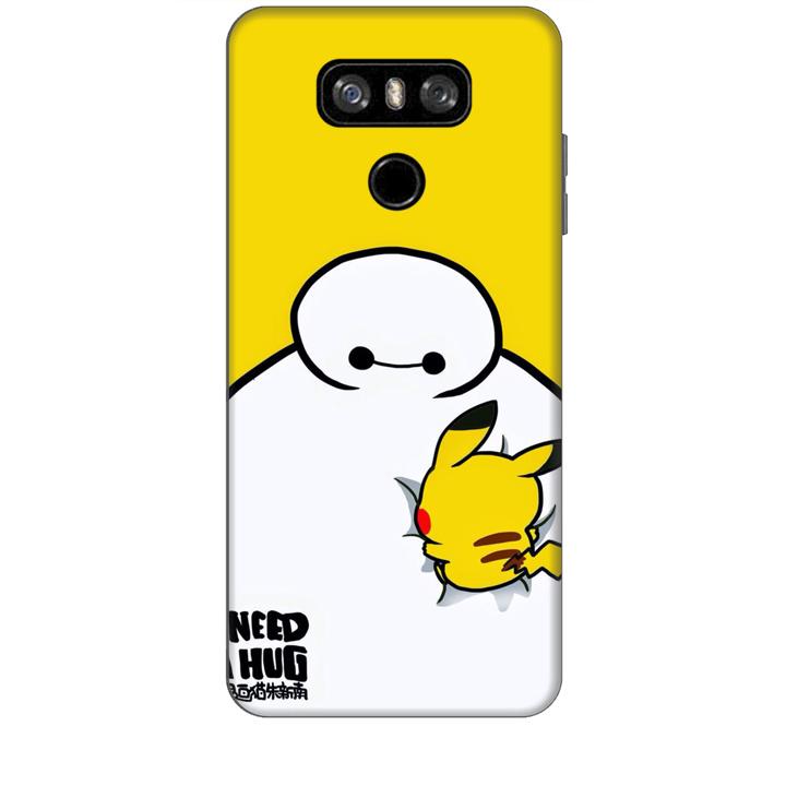 Ốp lưng dành cho điện thoại LG G6 hinh Big Hero Pikachu - 1821766 , 2430422288652 , 62_13423707 , 150000 , Op-lung-danh-cho-dien-thoai-LG-G6-hinh-Big-Hero-Pikachu-62_13423707 , tiki.vn , Ốp lưng dành cho điện thoại LG G6 hinh Big Hero Pikachu