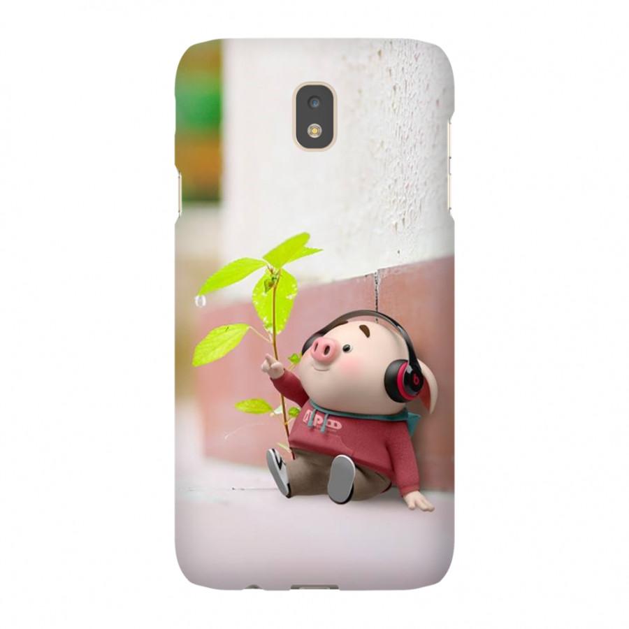 Ốp Lưng Cho Điện Thoại Samsung Galaxy J7 (2017) - Mẫu heocon 122