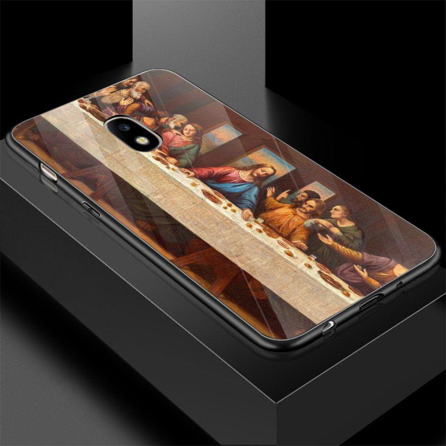 Ốp điện thoại kính cường lực cho máy Samsung Galaxy J2 - Tôn giáo MS TGIAO062 - Hàng Chính Hãng