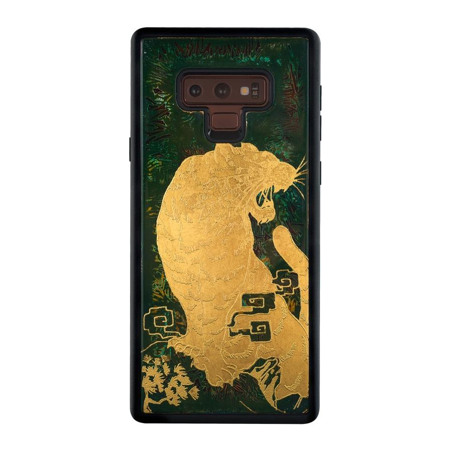 Ốp Lưng Điện Thoại Sơn Mài Hổ Toạ Sơn Dành Cho Samsung Galaxy Note 9 La Sonmai