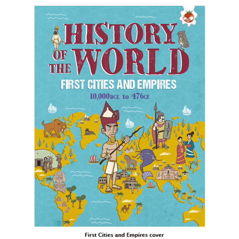 History of the World First Cities and Empires