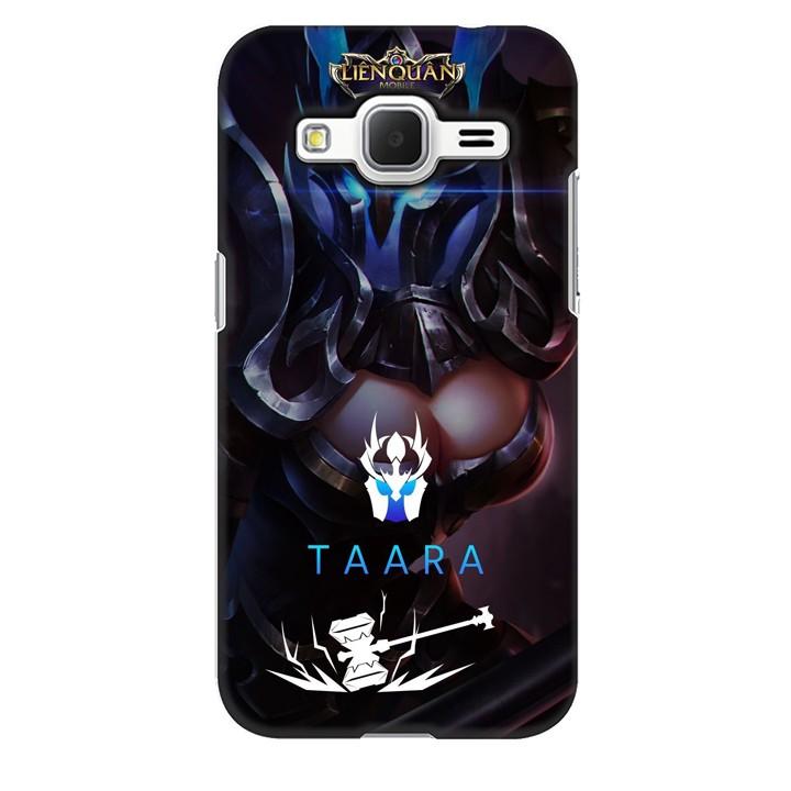 Ốp lưng nhựa cứng nhám dành cho Samsung Galaxy Core Prime in hình Taara