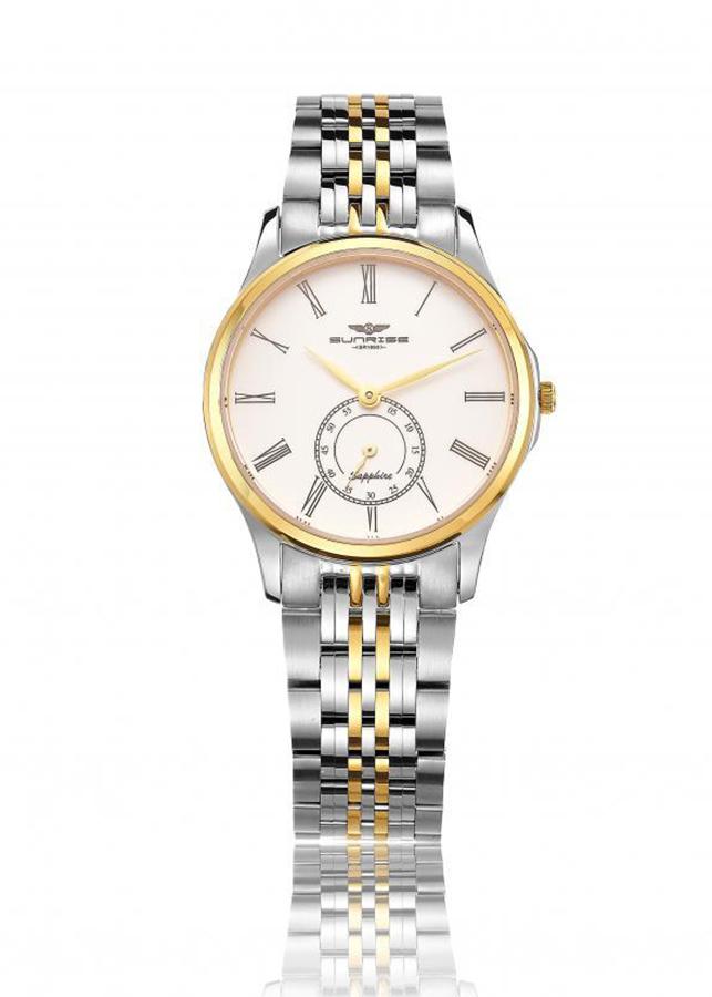 Đồng hồ Nữ dây kim loại Sunrise SL1121.1202
