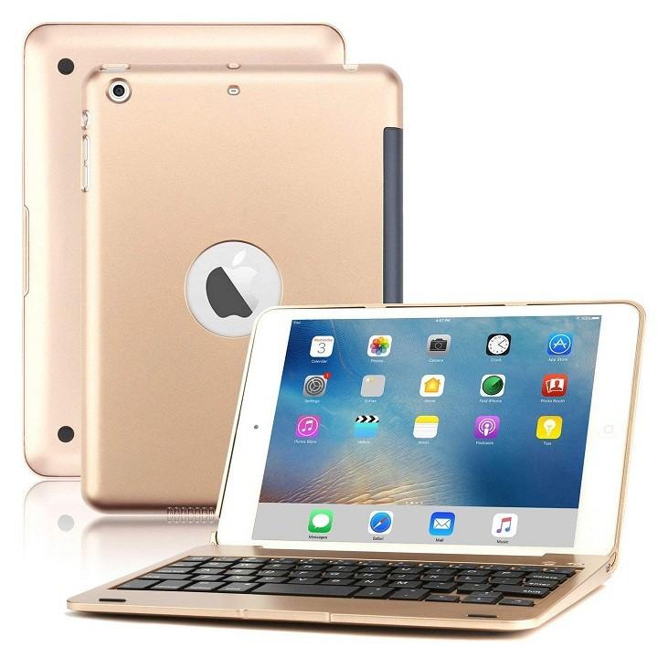 Bàn phím bluetooth thông minh, sang trọng dành cho iPad Mini 1/2/3 - 9626733 , 4449094399205 , 62_12710770 , 929000 , Ban-phim-bluetooth-thong-minh-sang-trong-danh-cho-iPad-Mini-1-2-3-62_12710770 , tiki.vn , Bàn phím bluetooth thông minh, sang trọng dành cho iPad Mini 1/2/3