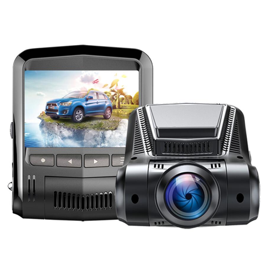 Camera Hành Trình 360 Độ Kết Nối Wifi DDPAI Hỗ Trợ Tầm Nhìn Đêm 1080P - Hàng Chính Hãng