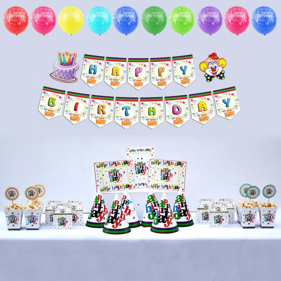 Bộ phụ kiện trang trí sinh nhật Happy Birthday - 786328 , 6142208536692 , 62_11953278 , 235000 , Bo-phu-kien-trang-tri-sinh-nhat-Happy-Birthday-62_11953278 , tiki.vn , Bộ phụ kiện trang trí sinh nhật Happy Birthday